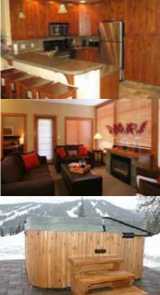 Sun Peaks Accommodations