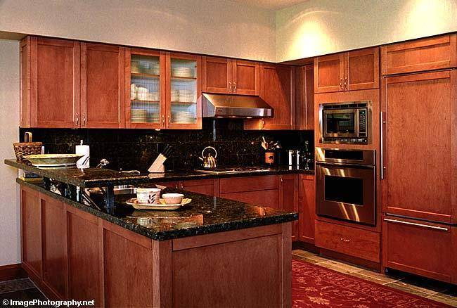 Montebello fully equipped kitchen