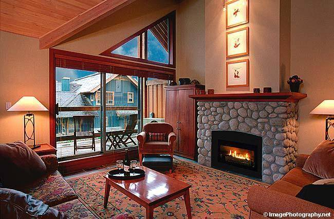 One of many Montebello suites in Whistler on AlluraDirect.com
