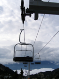 Discount Whistler Lift Tickets - Chair Lift
