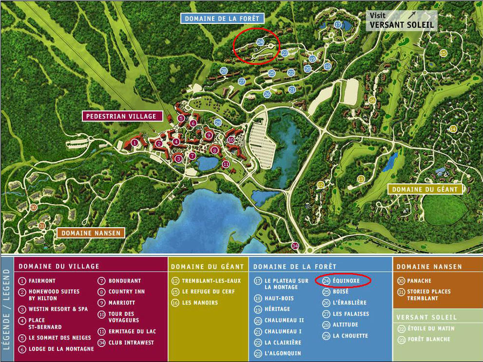 MontTremblant-Equinoxe-Map