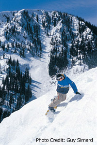 Hit the slopes in Red Mountain BC