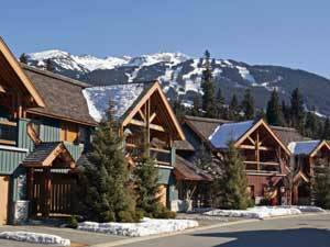 Montebello townhomes in Whistler