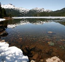 Eco-friendly Whistler backcountry touring