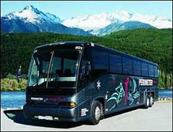 Whistler Transportation Service from Vancouver to Whistler - Perimeter Bus