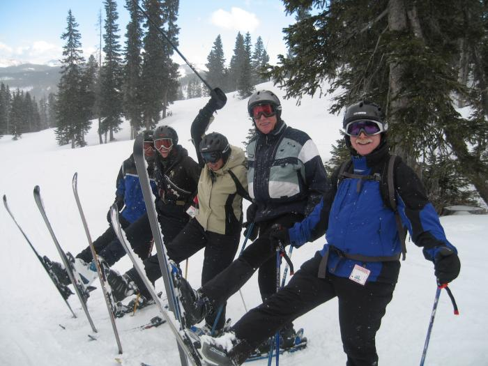Scottsdale Sea & Ski Club Skiers