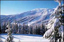 Apex Ski Resort Rentals