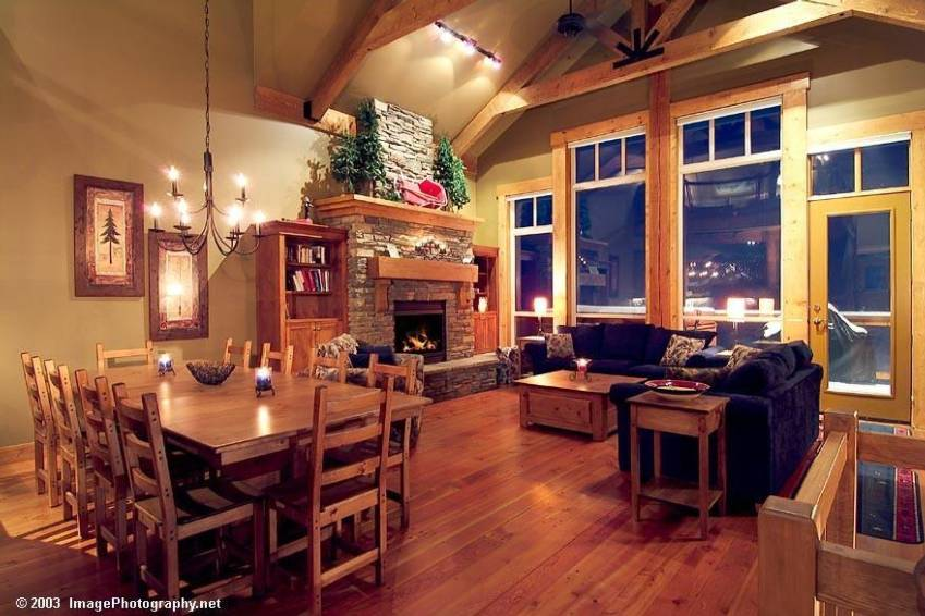 Big White Ski Resort Chalet