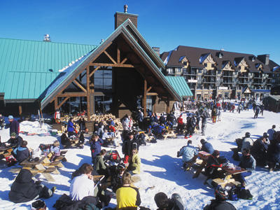 Kicking Horse events happen all year round, not just during the festive season!