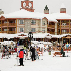 Kimberley Alpine Resort Lodging