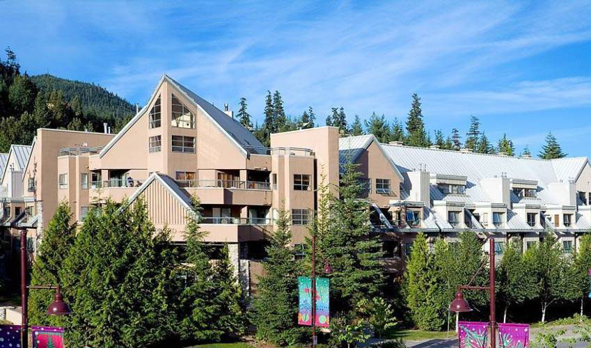 Whistler Lake Placid Lodge has an excellent location