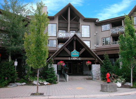 Whistler Marketplace Lodge - Exterior