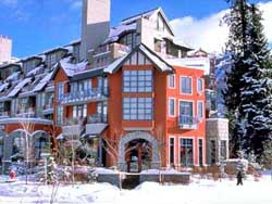 Whistler Village North Accommodation