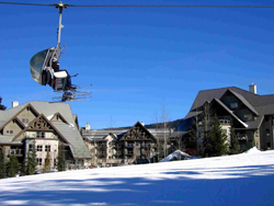 Whistler Accommodation on Blackcomb Mountain