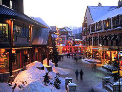 Whistler Accommodation in the Village Area