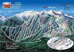 Map of Big White!