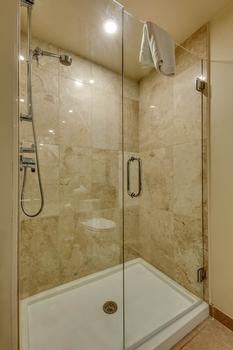 New expanded Shower