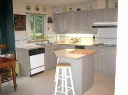 Great kitchen with all amenities.