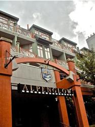 Alpenglow front entrance