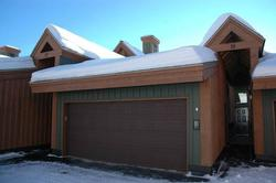 Private two car garage brings this home to perfection. There may seem to be many choices for your stay on the mountain, but there is hardly anything else that comes close to what this is offering.