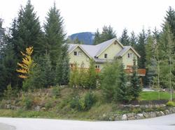 Huge property... great location! Lorimer Ridge is only steps away from the village, yet it is secluded amongst the trees of Whistler