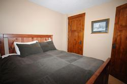 All bedrooms are private with solid beds and firm mattresses, plus ample closet space.