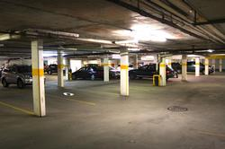 FREE PARKING - The rental includes free parking in a secured, well lit heated garage downstairs.