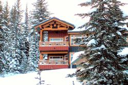 3 Bedroom Big White Vacation Rental - Timber Ridge