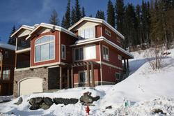 4 Bedroom Sun Peaks Vacation Rental - Sundance Estates