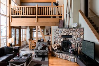 Your private mountain Chalet awaits!