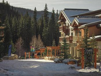 2 Bedroom Sun Peaks Vacation Rental - Crystal Forest
