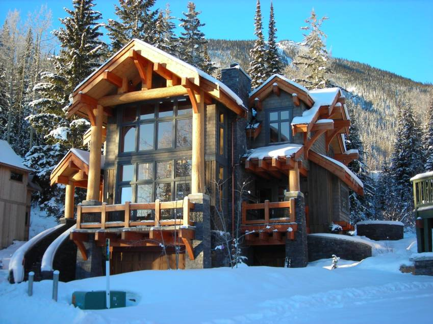 Black Wolf Chalet Kicking Horse Vacation Rental 1296