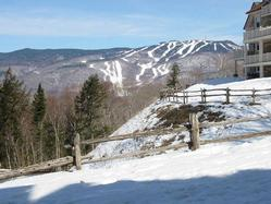 Spectacular views of Mont Tremblant