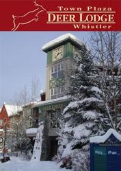 Whistler Studio Accommodation - Whistler Town Plaza - Deer Lodge - #1386