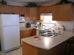Well appointed and spacious Kitchen with counter seating. Great for gourmet meals and entertaining!
