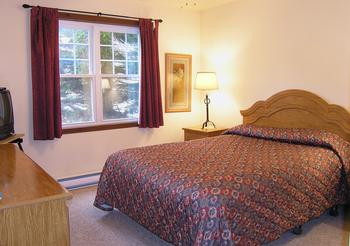 2nd Bed room .. has 40 inch HDTV .. plays DVD's .. Large selection of DVDs in the condo.