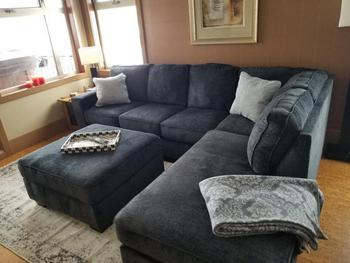 New pull out bed sectional 2020