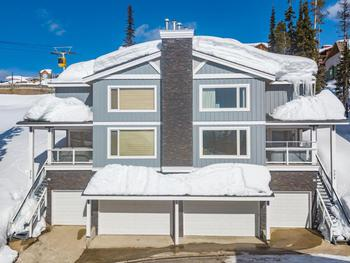 4 Bedroom Big White Vacation Rental - Chalets