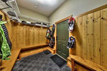 Ski Room, With Boot dryers