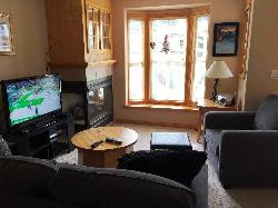 Sun Peaks 1 Bedroom Accommodation - Crystal Forest - #1474