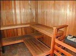 Large Sauna Room
