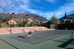 Whistler Racquet Club nearby: enjoy both indoor and outdoor tennis, fitness area, and restaurant. Minimal fee applies.