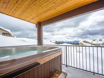 Relax and unwind in your own private Hot Tub