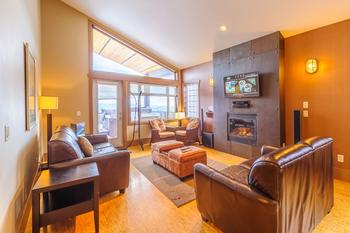 3 Bedroom Big White Vacation Rental - Raven