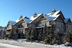 NorthStar complex in winter.