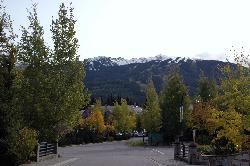 View of Blackcomb from NorthStar