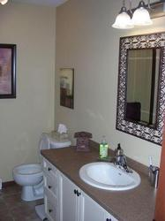 Full Bathroom includes Washer and Dryer