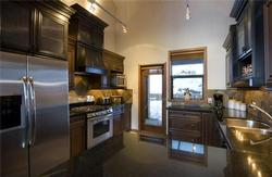 Gourmet Kitchen with Gas Stove