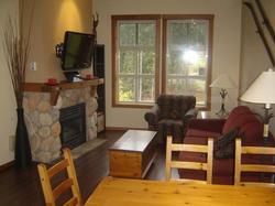 2 Bedroom Sun Peaks Vacation Rental - Fireside Lodge
