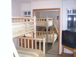 Double/Single Bunk bed